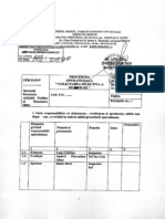 Procedura Operationala Colectarea Selectiva a Deseurilor