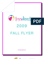 Toys Direct 2009 Fall Flyer - 1.2MB(v.002)