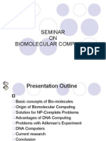 27816397 Bio Molecular Computing
