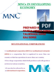 Presentation 1 Mnc