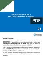 04 - O Poder Constituinte - versão aluno 2013.2