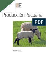 Informe Pecuarias Anual 2012