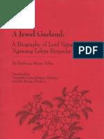 A Biography of Ngawang Lekpa Rinpoche