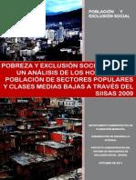 Pobreza y Exclusion Social en Cali