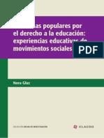 NoraGluz Experiencias Educativas de Movimientos Sociales