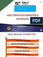 Asas Binaan Komputer