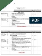 Mate.info.Ro.2635 Planificare Calendaristica - Matematica - Clasa a II-A