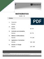 2nd-Dispatch DLPD IIT-JEE Class-XII English PC(Maths)