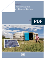 The Global Partnership for Development