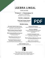 Stanley Grossman - Algebra Lineal 6ta Edi
