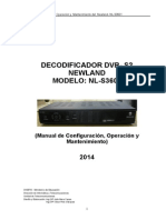 Manual Del Receptor de Video Dvb New Lands 2014 Ok