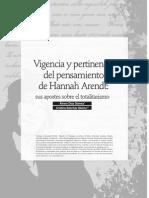 Dialnet-VigenciaYPertinenciaDelPensamientoDeHannahArendt-2856692