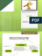 COBIT MARÍA BRIONES