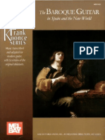 Frank Koonce the Baroque Guitar in Spain and the New World [Incomp.go.Book]