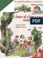 Carti Manual.limba.si.Literatura.romana Clasa.2 Ed.marcela.penes TEKKEN