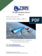 XR Flight Operations Manual