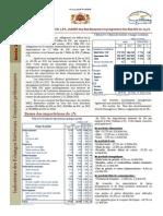 Indicateurs Preliminaires Des Echanges Exterieurs 2013