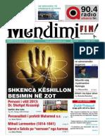 Gazeta Mendimi 16
