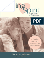 The Caring Spirit Approach to Eldercare:A Training Guide for Professionals and Families (Krisemen excerpt)