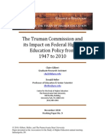 Truman Commission Report