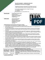 13-14 program of study comm arts - draft feb