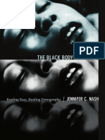 The Black Body in Ecstasy by Jennifer C. Nash
