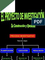 EL PROYECTO DE INVESTIGACIÓN.RIOBAMBA.II
