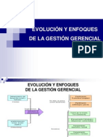 Evolución y Enfoques de la Gestión Gerencial (1)