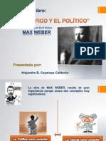 EL CIENTÍFICO Y EL POLÍTICO