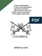 Apostila Cavalaria CFO