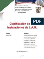 Clasificación de las Instalaciones de Levantamiento Artificial por Gas