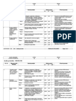 04-Plan HACCP Cu Analiza Si Evaluarea Pericolelor- MEZELURI