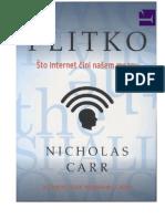 N.Kar - Šta internet čini našem mozgu