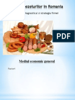 Piata Mezelurilor in Romania
