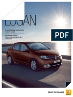 Ficha Técnica Nuevo Renault Logan