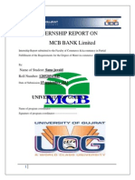 21439291 Internship Report on MCB (Repaired)