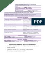 Formulario para solicitação de viajem - Semalim.doc