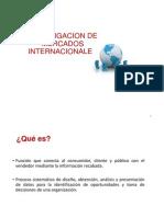Investigacion de Mercados Internacionales 2013[1]