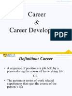 Career Development 1
