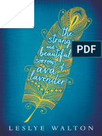 The Strange and Beautiful Sorrows of Ava Lavender Chapter Sampler