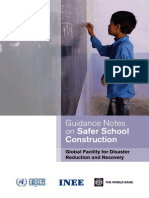 Guidance Notes Safe Schools