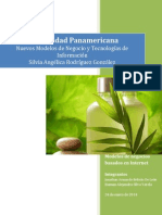Green Life Shampoo-Universidad Panamericana- Final