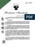 RM827 2013 MINSA NTS Atención Integral de Salud Materna