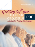 Getting to Know the Life Stories of Older Adults