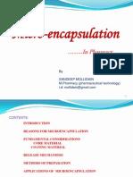 microencapsulation-inpharmacybysandeep-111023103748-phpapp02