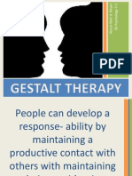 Powerpoint gestalt therapy