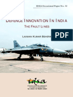 OP Defense Innovation In India
