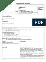 Arbeitsplanung mit Begründung (3)