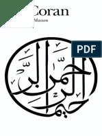 Le Coran - D. Masson