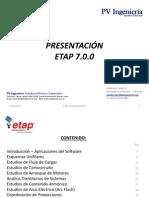 Presentación ETAP